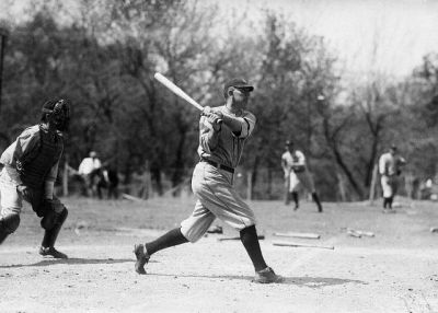 Long Road of Success In Baseball 1910-1920