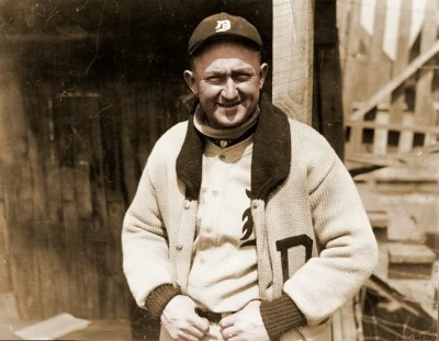 Ty Cobb Shares A Laugh