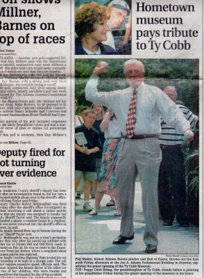 July 18, 1998 Anderson Independent Mail (Anderson, SC.)